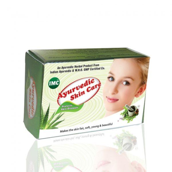 Ayurvedic skin soap imc