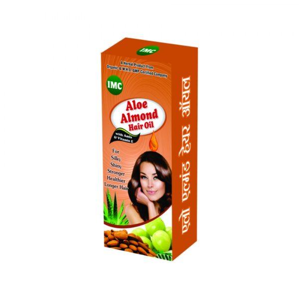 Almond Hair Oil IMC