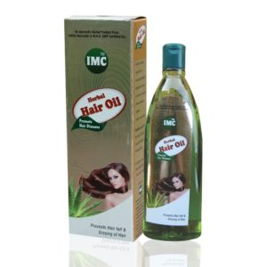 Herbal Hair Oil imc