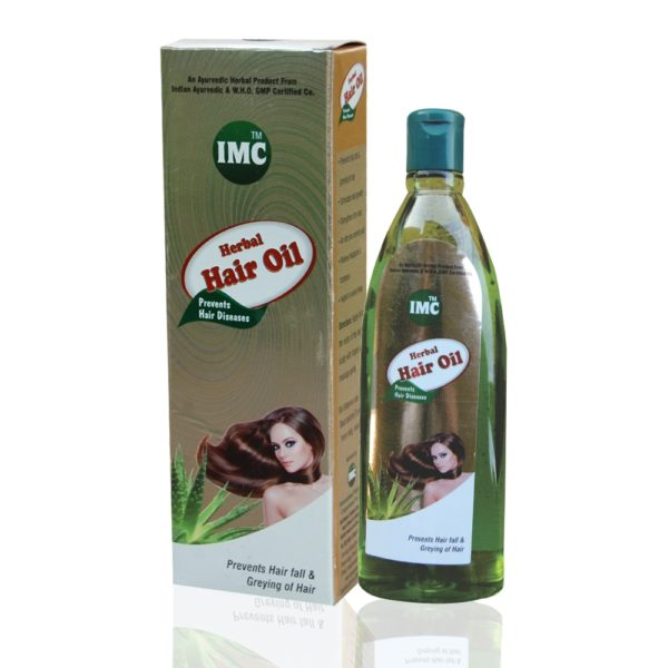 Herbal Hair Oil imc