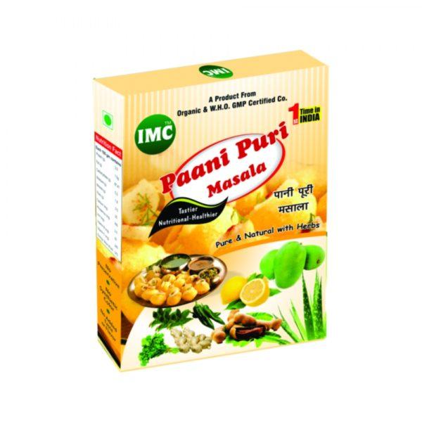 Paani Puri Masala Powder IMC